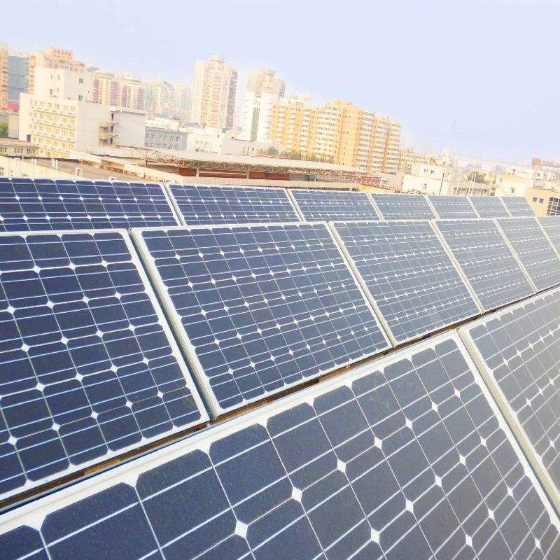 阳光创盈 5KW单晶太阳能光伏发电并网系统