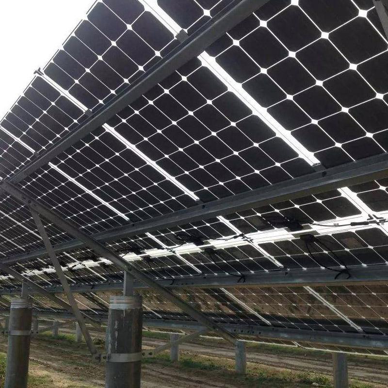 阳光创盈 5KW双玻太阳能光伏发电并网系统