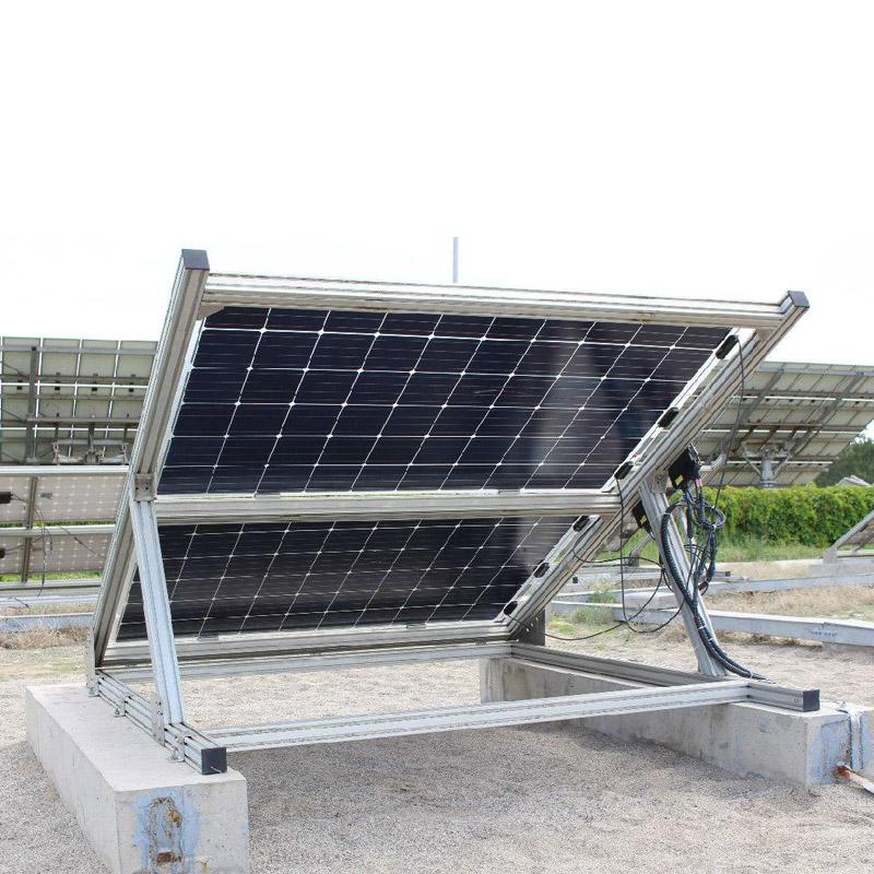 阳光创盈 3KW双玻太阳能光伏发电并网系统